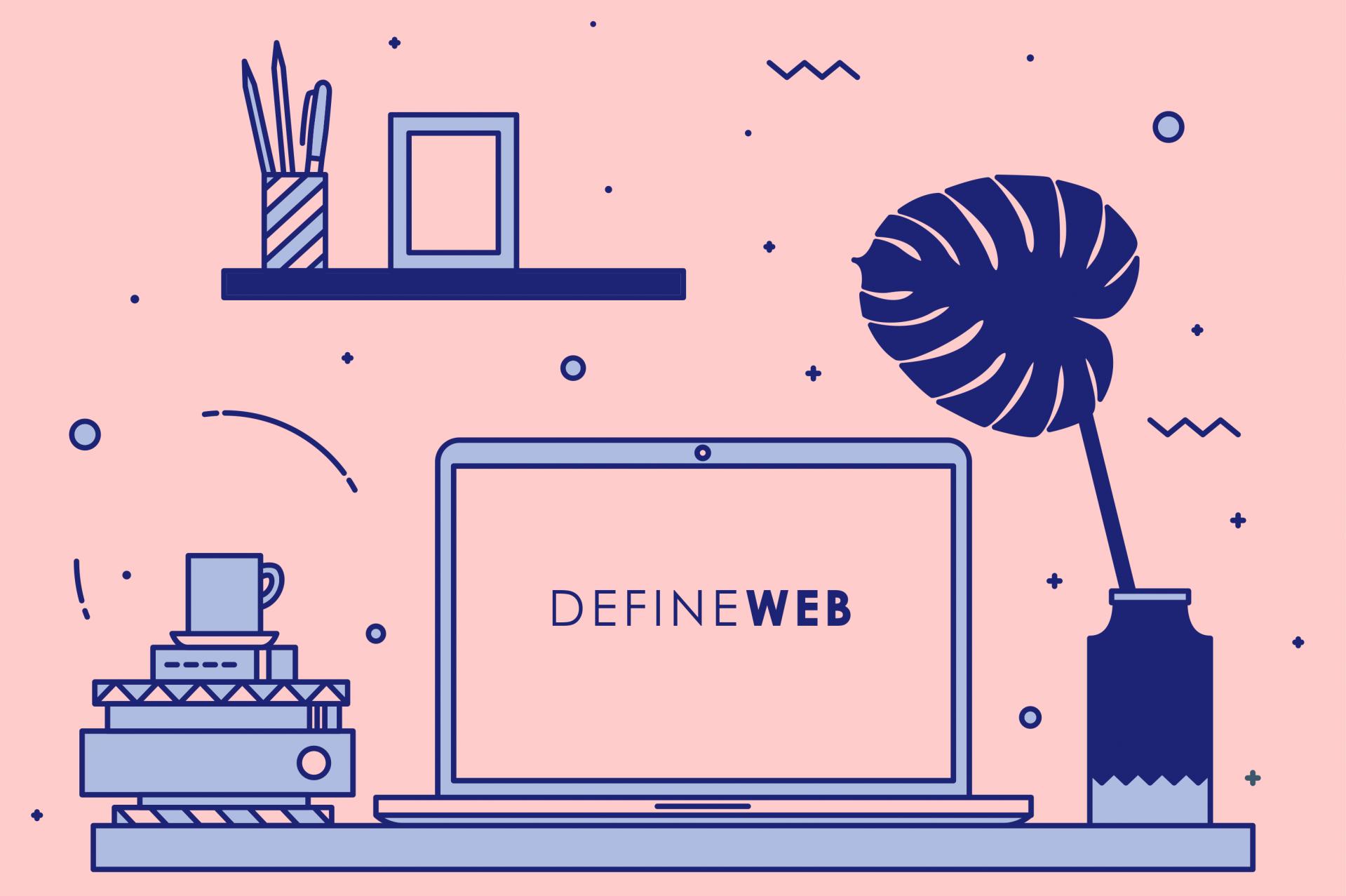 Define Web - We Make websites